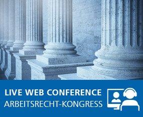 21. WEKA Arbeitsrecht-Kongress 2021 - Live Web Conference