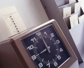 Arbeitszeit und Absenzen
