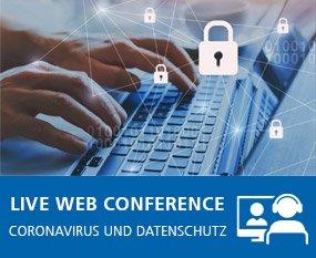 Coronavirus - Datenschutz und Datensicherheit im Homeoffice