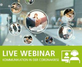 Erfolgreiche Kommunikation in der Coronakrise