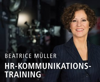 HR-Kommunikationstraining mit Beatrice Müller