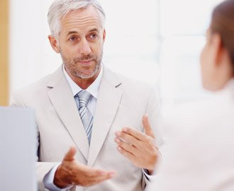 Körpersprache im Business