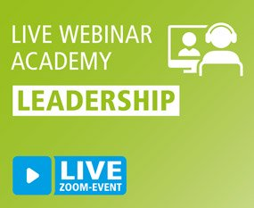 Live Webinar Academy Leadership