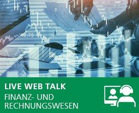 Lunch Talk: Finanz- & Rechnungswesen