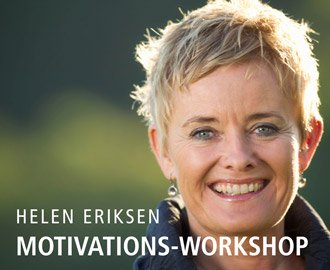 Motivations-Workshop mit Well-Being-Coach Helen Eriksen