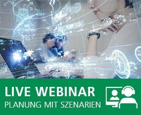 Online-Excel-Training: Planung mit Szenarien