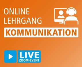 Online-Lehrgang Kommunikation