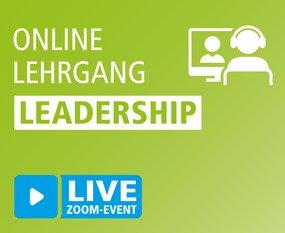 Online-Lehrgang Leadership