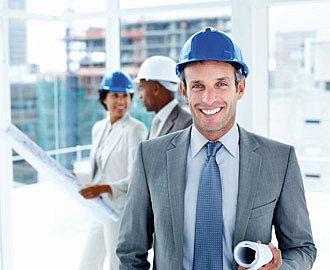 Projektleitung im Bau