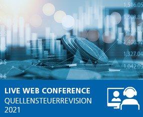 Quellensteuerrevision 2021 - Live Web Conference