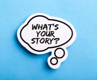 Storytelling – mit Geschichten begeistern