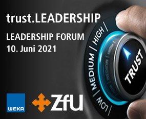 trust.LEADERSHIP – LEADERSHIP FORUM 2021