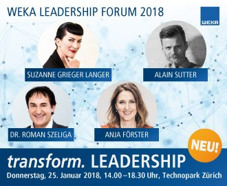 WEKA Leadership Forum 2018