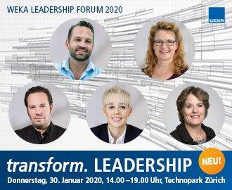 WEKA Leadership Forum 2020