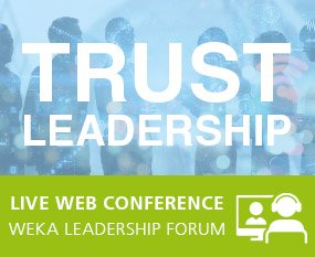 WEKA LEADERSHIP FORUM 2021 - Live Web Conference
