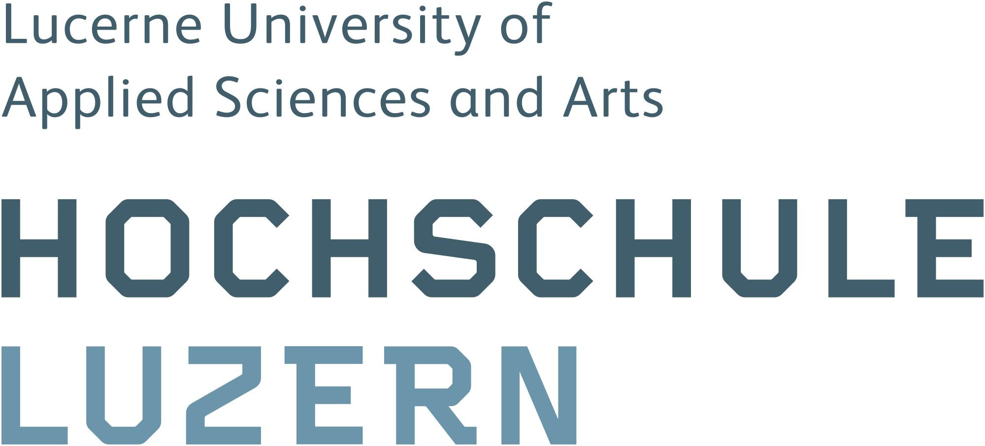 Kooperationspartner Hochschule Luzern